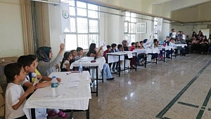 Okullar arası bilgi yarışması yapıldı