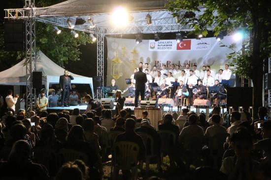 Tasavvuf müziği topluluğu konserine yoğun ilgi