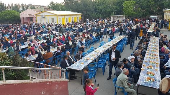 Viranşehir'de