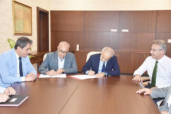 Gençlik Ofisi için işbirliği protokolü imzalandı