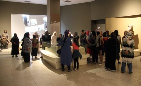 Şanlıurfa Kent Müzesi ziyaretçi akınına uğruyor