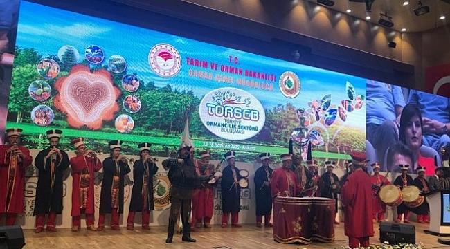 Urfa Orman Bölge Müdürlüğü stant açtı