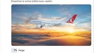 Vali Erin: THY'nin yeni uçağının ismi için oy istedi