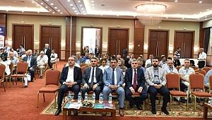 Beyazgül Tarihi Kentler Birliği toplantısına katıldı