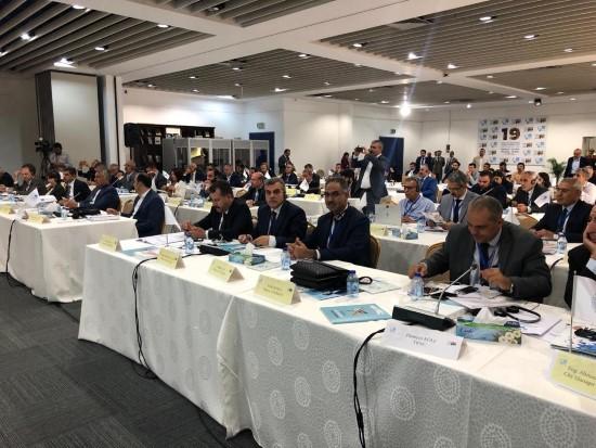 Birleşmiş kentler ve yerel yönetimler teşkilatı toplantısı sona erdi