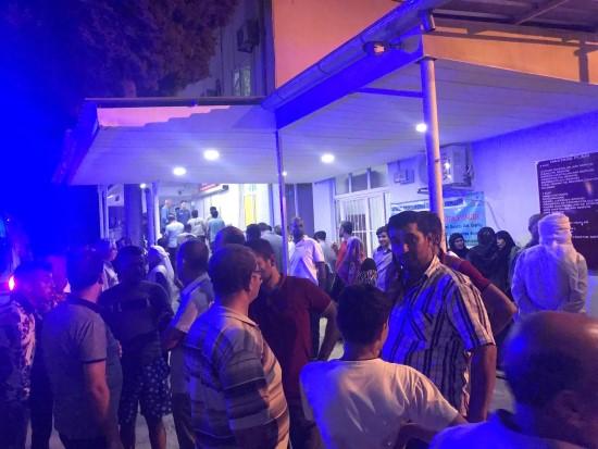 Ceylanpınar'da patlama: 5 yaralı