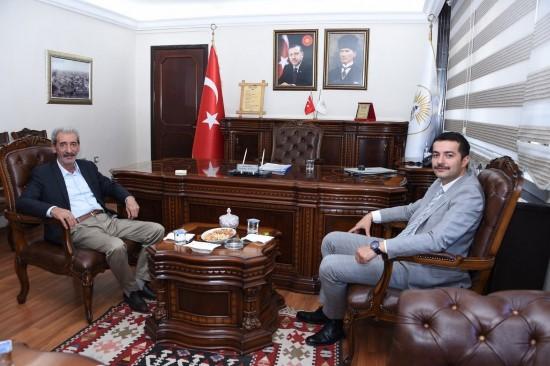 Cumhuriyet Başsavcısı Sevgili, Aydın'ı ziyaret etti
