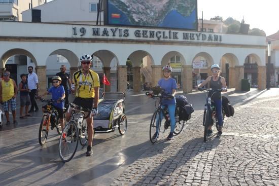 Göbeklitepe'ye bisikletle gidecekler