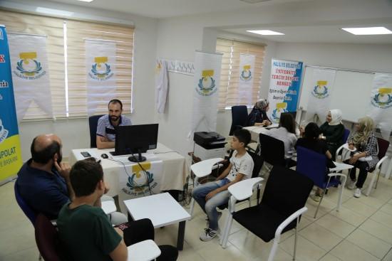 Haliliye belediyesinden ücretsiz tercih danışmanlığı
