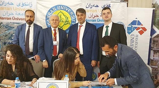 Harran Üniversitesi Kuzey Irak Üniversiteleri ile Ortak Çalışmalar Yapacak