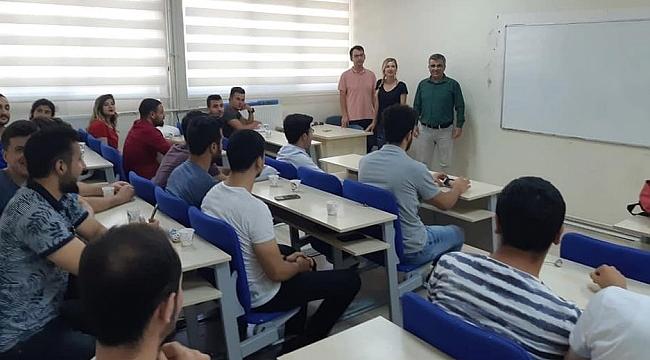 HARÜSEM'den Veteriner Hekimlere Yönelik Eğitim