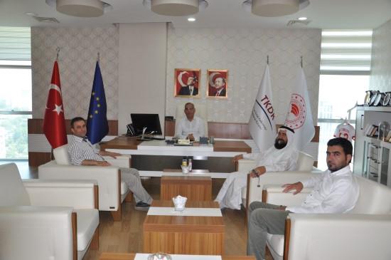Kuveytli İşadamları TKDK desteği ile besi çiftliği kurmak istiyor