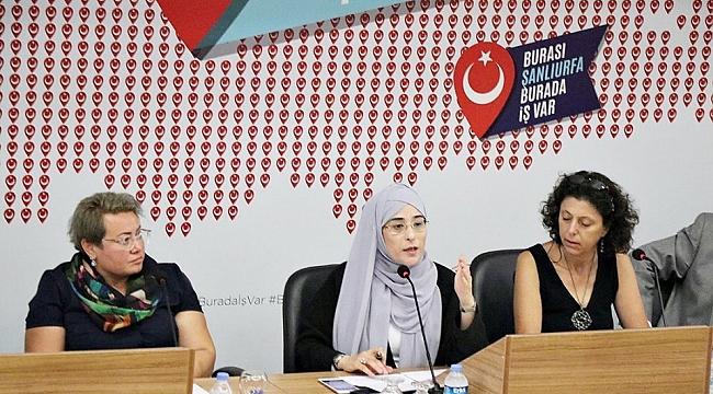 Şanlıurfalı Ve Trabzonlu Kadınlar Buluştu