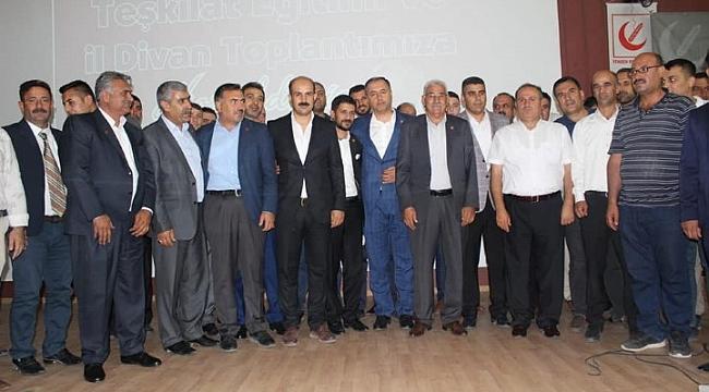 Yeniden Refah Partisi Divan toplantısını yaptı