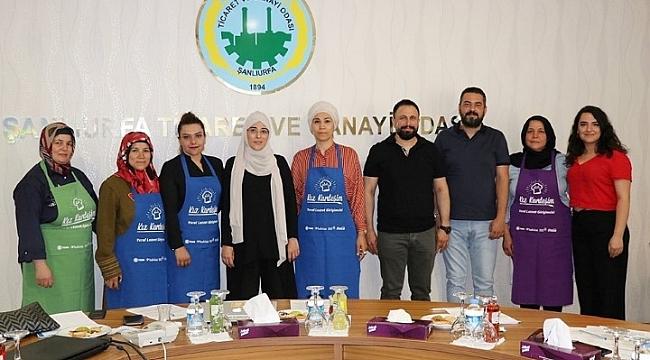 Yerel Lezzet Gıda Girişimciliği ön elemeleri yapıldı