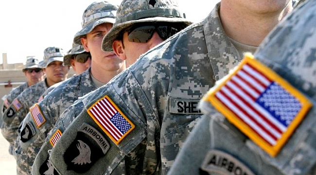 ABD askerleri Şanlıurfa'ya geldi