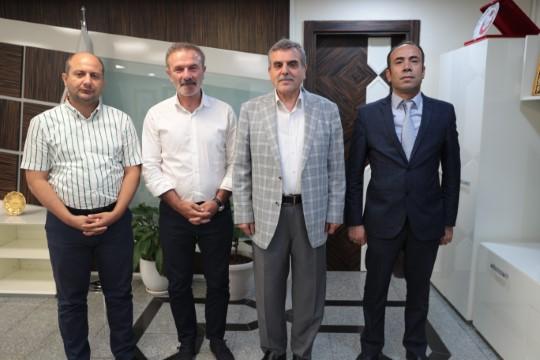 Büyükşehir'den Karahan tepe kazı çalışmalarına destek