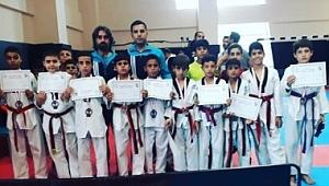 Eyyübiyesi belediyesi sporcularından başarı üstüne başarı