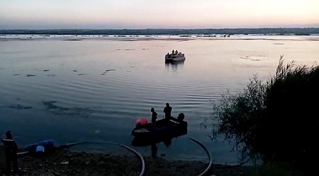 Fırat Nehri'nde kaybolan Edip Kılınç'ın cesedi bulundu