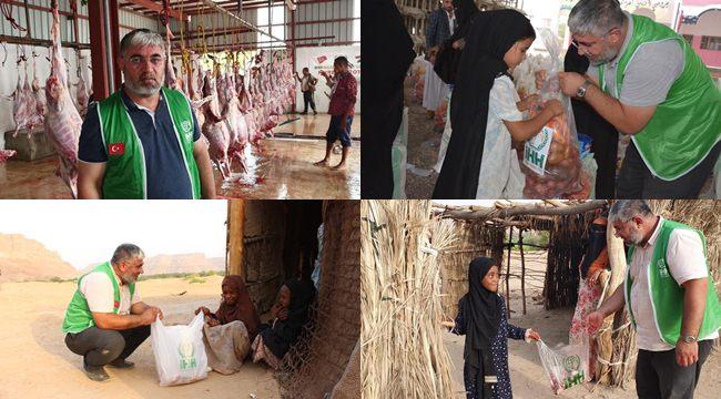 İHH Şanlıurfa İl Temsilcisi Atila Yemen'den döndü