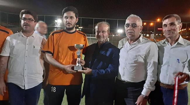 STK'lar arasında futbol turnuvası