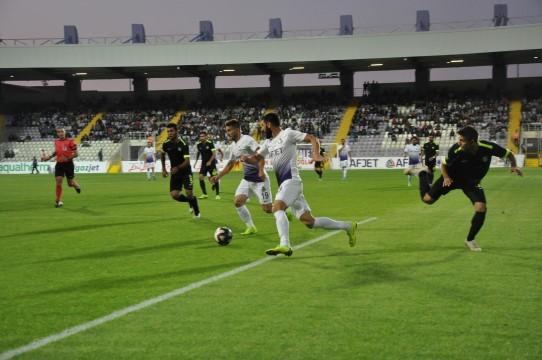 AFJET Afyonspor: 4 - Şanlıurfaspor: 0