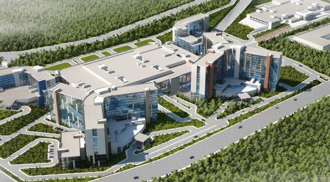 Bin 700 yataklı hastanenin iptal edildiği iddiası