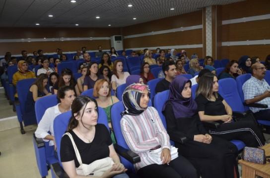 Halfeti'de öğretmenlere trafik eğitimi