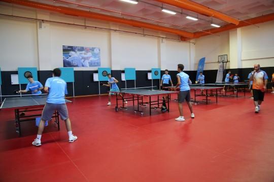 Haliliyeli gençler Türkiye Kupası'na hazırlanıyor
