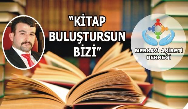 Kitap buluştursun bizi