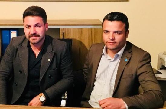 Şanlıurfa'da İYİ Parti'den istifa