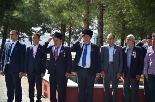 Siverek'te Gaziler günü çeşitli etkinliklerle kutlandı