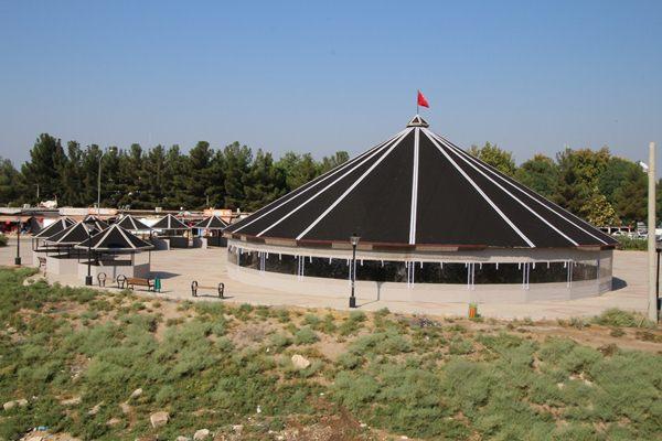 Tarihi kente tarihi otağ