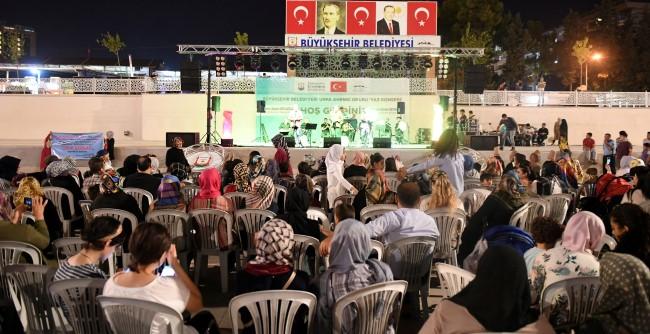 Urfa'da yaz konserleri devam ediyor
