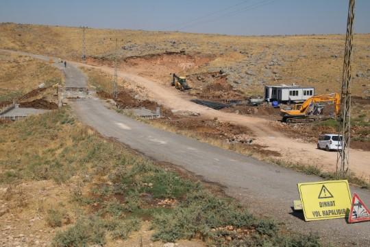 Viranşehir'in ölüm köprüsü tarihe karışıyor