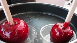 Eskimeyen Lezzet: Elma Şekeri