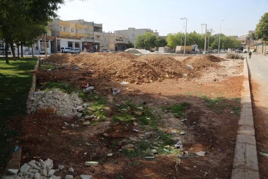 Eyyübiye'de yeni park kazandırılıyor