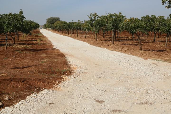 Haliliye belediyesi, kırsalda hizmet atağını sürdürüyor