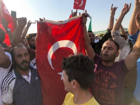 Kahramanmaraş'tan Akçakale'ye kahraman konvoy