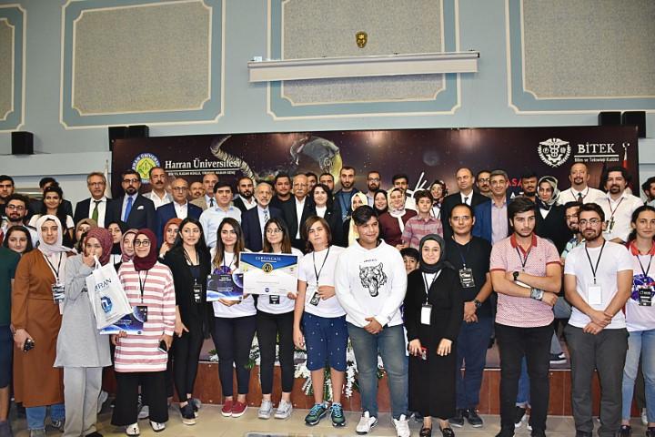NASA Space Apps Challenge Etkinliği Harran Üniversitesi'nde Yapıldı