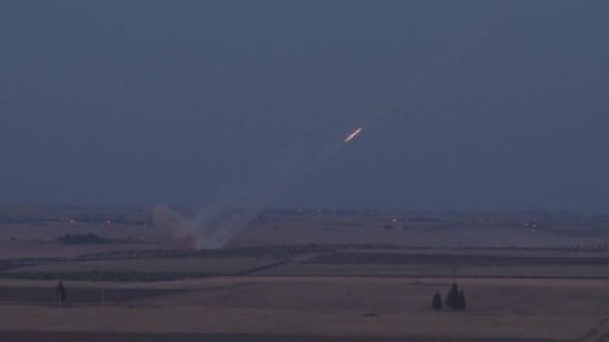 Rasulayn'daki terör hedefleri ÇNRA ile vuruluyor