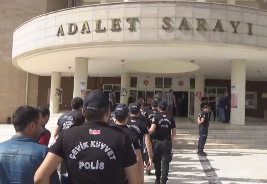 Şanlıurfa merkezli 28 ilde dolandırıcılık operasyonu: 79 tutuklama