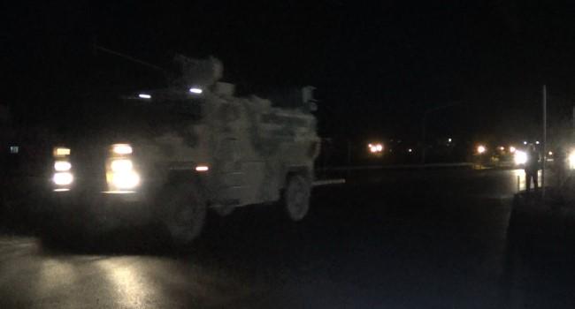 Şanlıurfa sınır birliklerine komando sevkiyatı