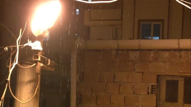 Şanlıurfa'ya aylar sonra ilk kez yağmur yağdı