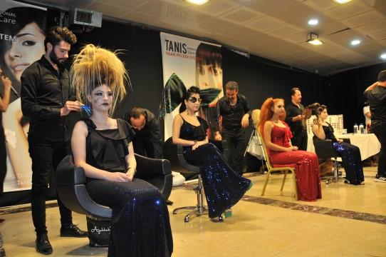 Şanlıurfalı kuaförlere Mardin'de eğitim