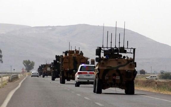 Sınıra komando birlikleri sevk edildi