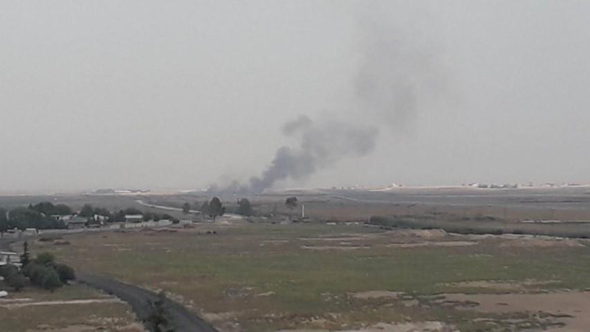 Tel Abyad'ın terörden arındırılan bölgeleri şimdi de tuzaklardan temizleniyor