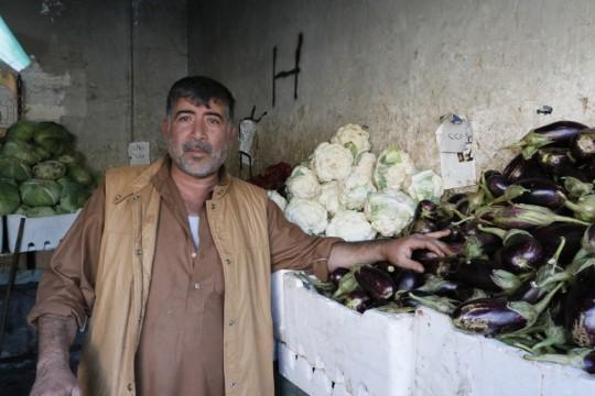 Teröristler Tel Abyad halkına hayatı zehir etmiş