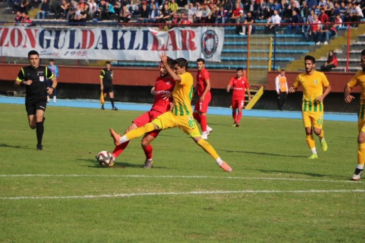 TFF 2. Lig: Zonguldak Kömürspor: 2 - Şanlıurfaspor: 0