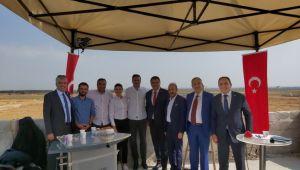 TÜGİAD, Harekât Sonrası Akçakale'de